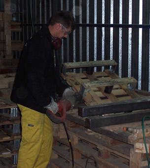 Reparar palets dusseldorf